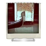 Gondola.venice.italy Shower Curtain