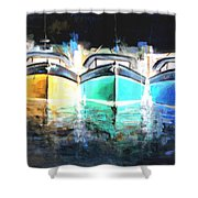 Gone Home 9 Shower Curtain