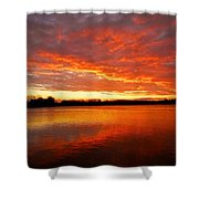 Good Morning ... Shower Curtain