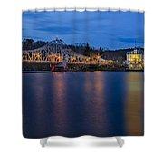 Goodspeed Opera House Shower Curtain