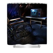 Got My Eye On You. Shower Curtain by Nathan Wright
