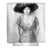 Grace La Rue Shower Curtain