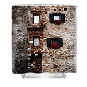 Grado 3 Shower Curtain by Mauro Celotti