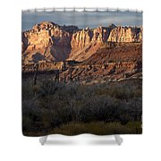 Grafton Road View Shower Curtain