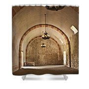 Granary Lights Shower Curtain