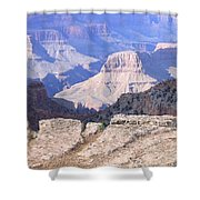 Grand Canyon 17 Shower Curtain