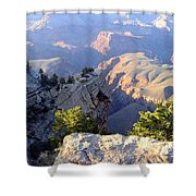 Grand Canyon 18 Shower Curtain