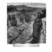 Grand Canyon 2 Shower Curtain