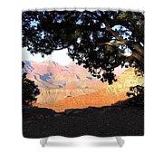 Grand Canyon 21 Shower Curtain