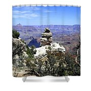 Grand Canyon 33 Shower Curtain