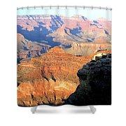 Grand Canyon 37 Shower Curtain
