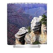 Grand Canyon 39 Shower Curtain