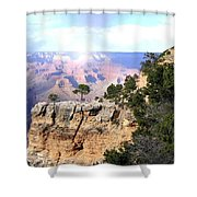 Grand Canyon 51 Shower Curtain