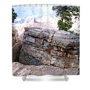 Grand Canyon 57 Shower Curtain