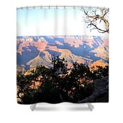 Grand Canyon 61 Shower Curtain