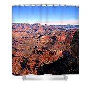 Grand Canyon Daytime Shower Curtain