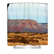 Grand Canyon- Framed Shower Curtain