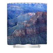 Grand Canyon Grandeur Shower Curtain