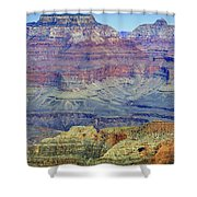 Grand Canyon Landscape II Shower Curtain