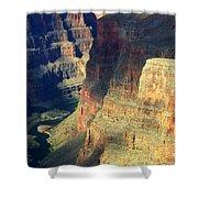 Grand Canyon Magic Of Light Shower Curtain