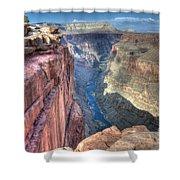 Grand Canyon Toroweap Vista Shower Curtain