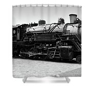 Grand Canyon Train Shower Curtain