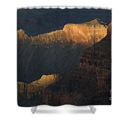 Grand Canyon Vignette 1 Shower Curtain