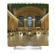 Grand Central Terminal I Shower Curtain