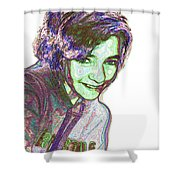 Grand Daughter I Shower Curtain