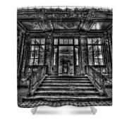 Grand Entrance Shower Curtain