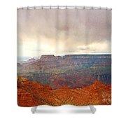 Grand Grand Canyon Shower Curtain
