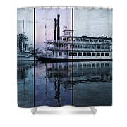 Grand Romance II Shower Curtain