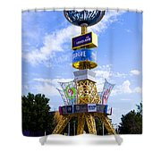 Grapevine Mills Mall Shower Curtain
