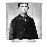Grattan Dalton (1864-1892) Shower Curtain