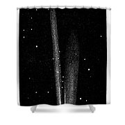 Great Comet Of 1861 Shower Curtain