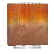Great Fire Four Shower Curtain