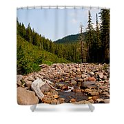 Great Northwest Shower Curtain