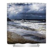 Great Ocean Road V11 Shower Curtain