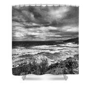 Great Ocean Road V9 Shower Curtain