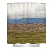 Great Sand Dunes National Park Shower Curtain