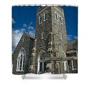 Greenmount United Methodist Church Shower Curtain