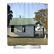 Griffiths Chapel Shower Curtain