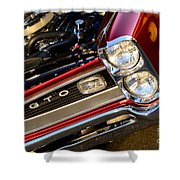 GTO Shower Curtain