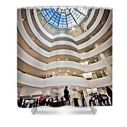 Guggenheim 1 Shower Curtain