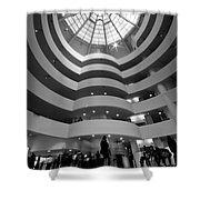 Guggenheim 2 Shower Curtain