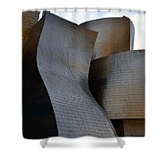 Guggenheim Museum Bilbao - 1 Shower Curtain