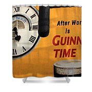 Guinness Beer 1 Shower Curtain