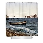 Gursuff - Crimea - Ukraine Shower Curtain