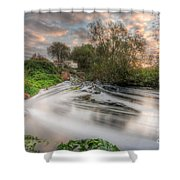 Gush Forth 3.0 Shower Curtain