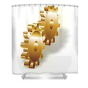 Gv018 Shower Curtain